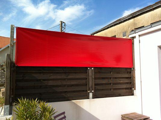 brise vue brise vent made in pornic voile d 39 ombrage brise vue parasol. Black Bedroom Furniture Sets. Home Design Ideas