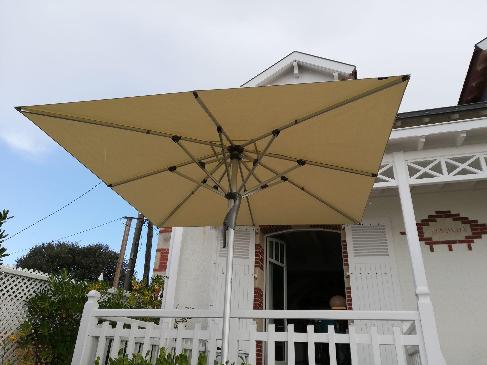 parasol vue pres